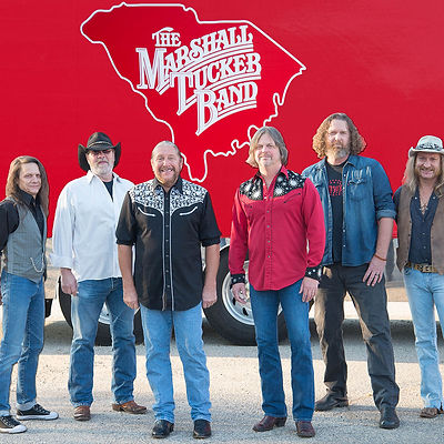 The Marshall Tucker Band in Memphis at Graceland