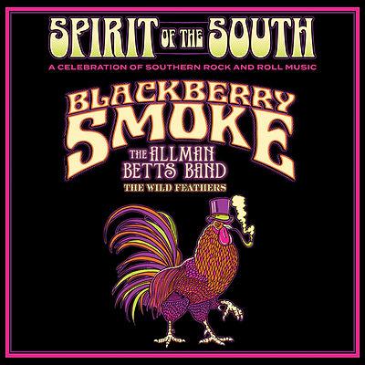 Blackberry Smoke in Memphis at Graceland