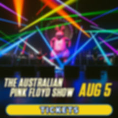 The Australian Pink Floyd Show comes to Memphis at Graceland, August 5