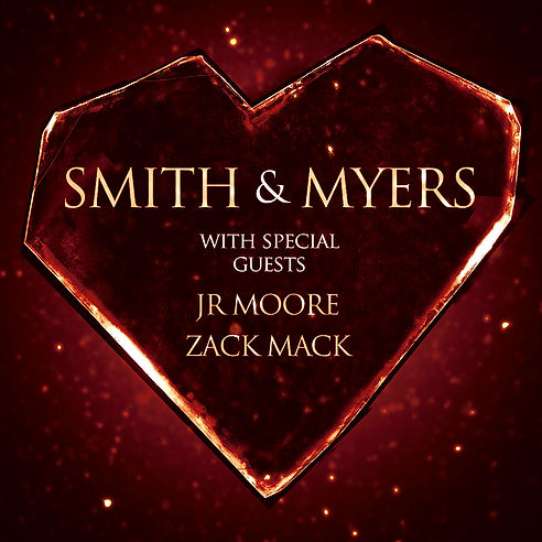 Smith & Myers concert in Memphis at Graceland
