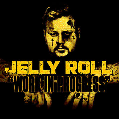 Jelly Roll in Memphis at Graceland