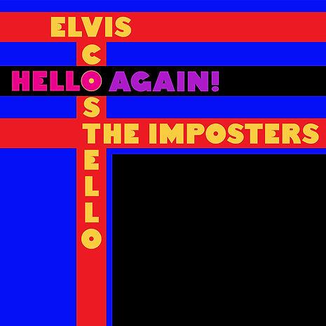 Elvis Costello in Memphis at Graceland