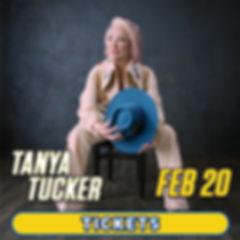 Tanya Tucker in concert at Graceland in Memphis