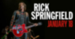 Rick Springfield in concert at Graceland in Memphis