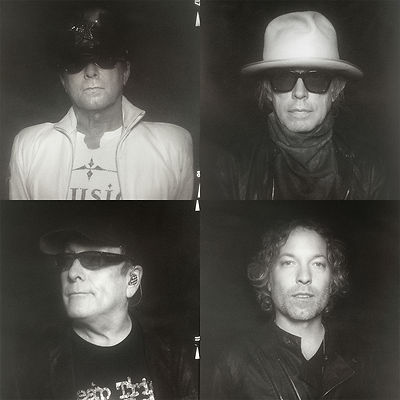 Cheap Trick in Memphis at Graceland