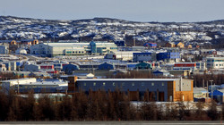 Kuujjuaq-Inn-from-Airport