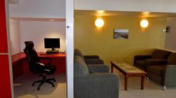 Hospitality-area