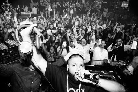 DJ Khaled, in Las Vegas