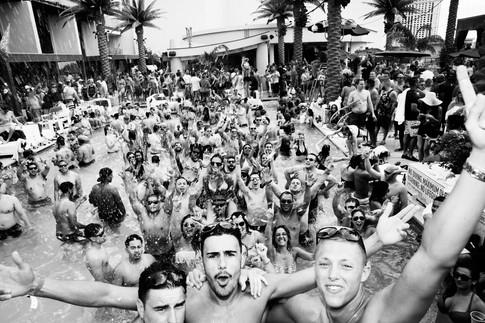 Poolparty, Las Vegas