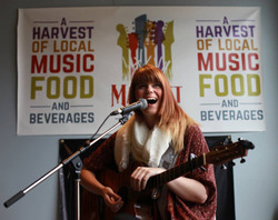 Performing at CityFolk Festival