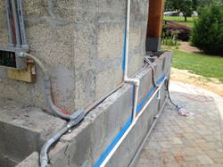 Outdoor Prewiring