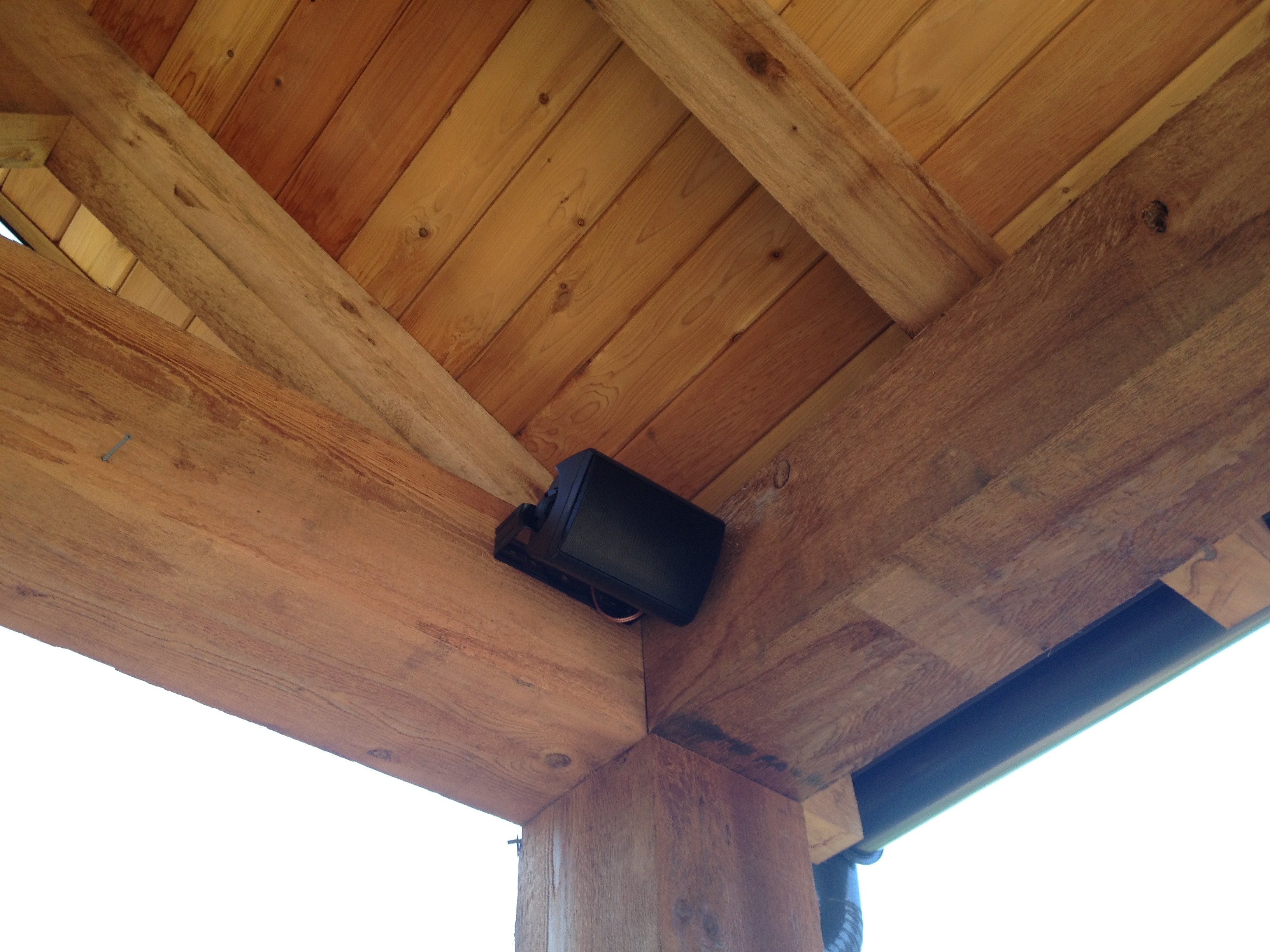 Residential Outdoor AV