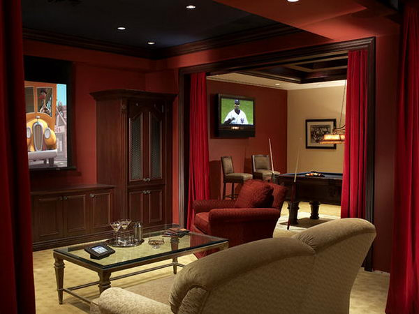 Home Theater & Game Room