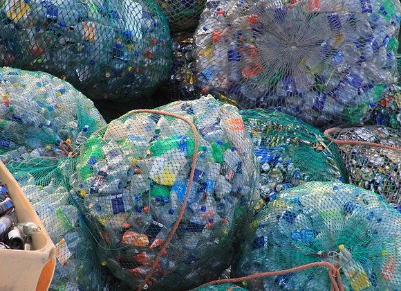 Сортировка мусора |  переработка ПЭТ | финансовая модель бизнес плана