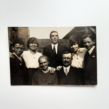 The Sykes Family, c. 1915