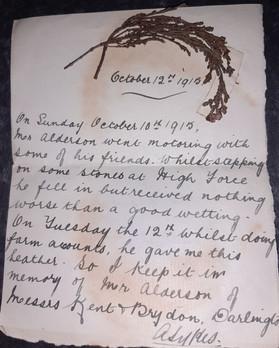 October 12th 1915