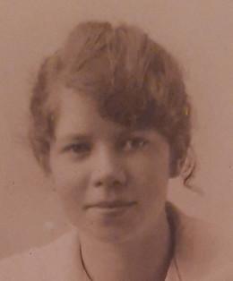 Alice c. 1919.