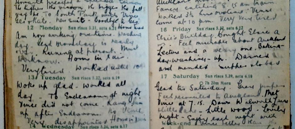 Alice. Sept 11th - 17th, 1921.