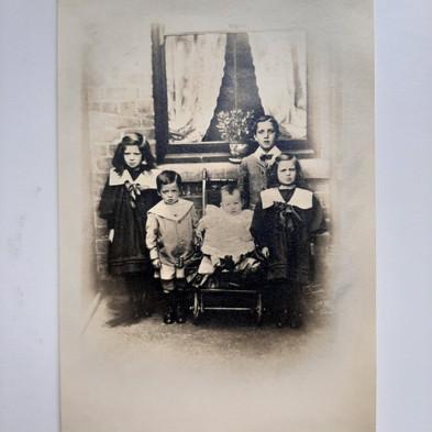 The Sykes Family, c.1905