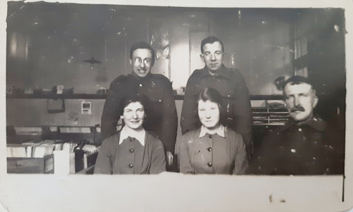 WWI colleagues of Vincent