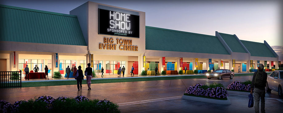 Big Town Event Center Mesquite, Texas