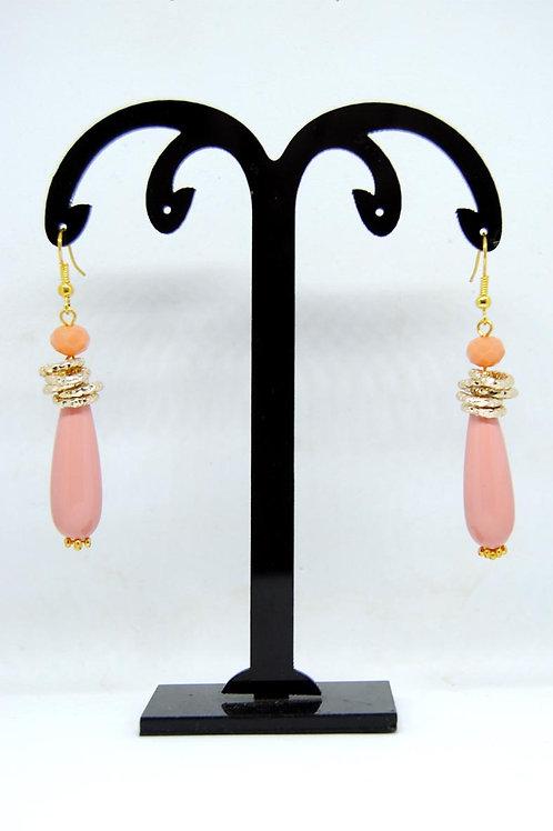 pendenti rosa corallo