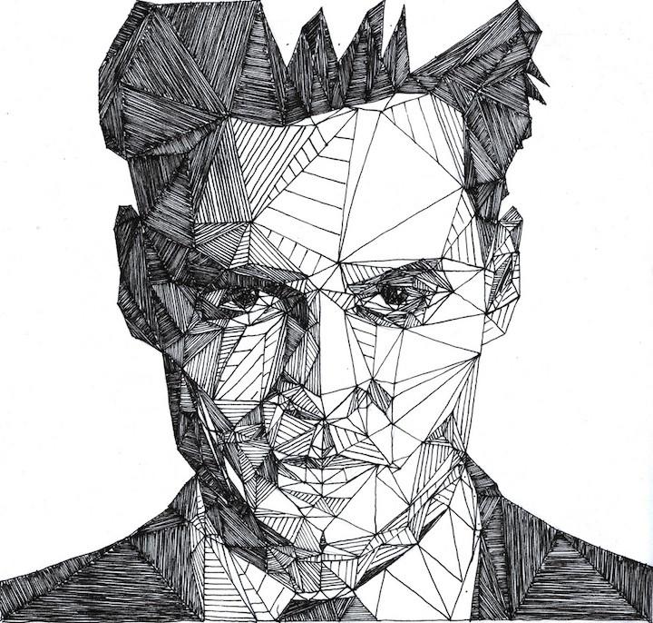 The 'Triangulation' Portraits of Josh Bryan