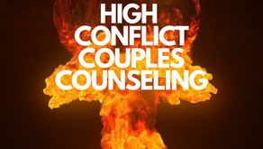High Conflict Couple's Counseling
