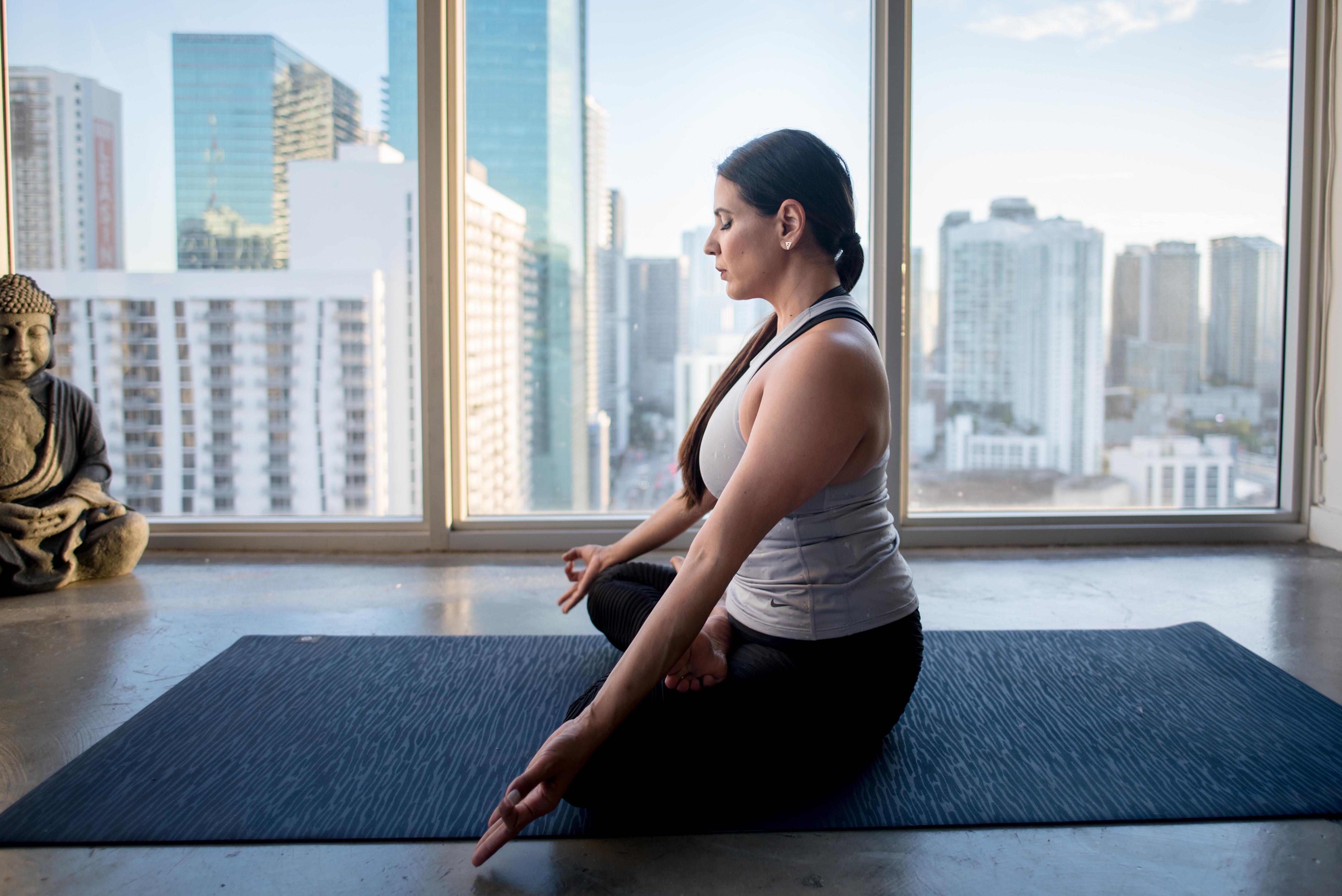Virtual Chakra Yoga Session