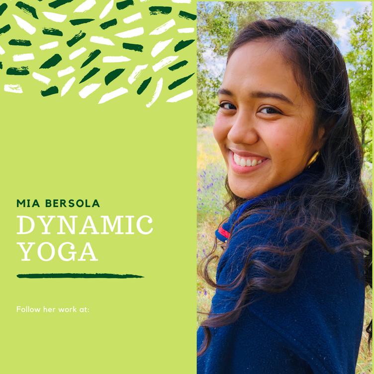 Mia Bersola: Dynamic Yoga and Meditation