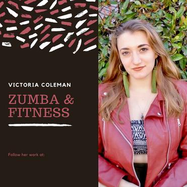 Victoria Coleman: Zumba