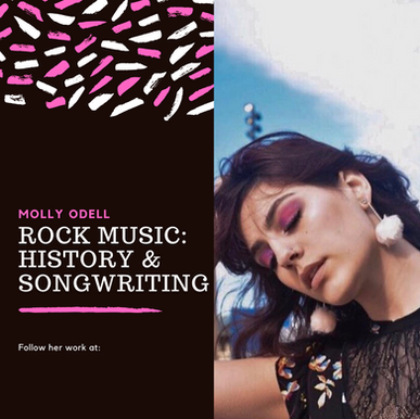 Molly Odell: Rock n' Roll Intersectional Feminist History and Songwriting