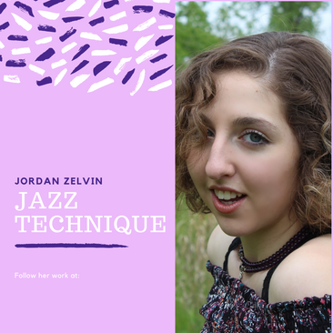 Jordan Zelvin: Jazz Vocal Technique and Music Theory