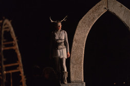 White Stag in NARNIA (2019, Serenbe Playhouse)