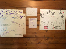 Beatnik Poetry Café: 5th Grade