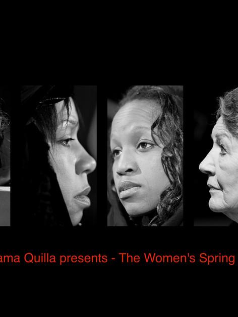 THE WOMEN'S SPRING