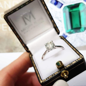 A Guide To Buying An Engagement Ring By Michael Frank Jewellers