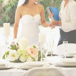 The Perks Of Working With A Wedding Planner