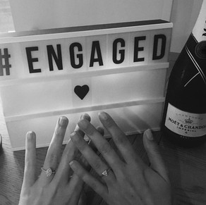 Wedding Planning Tips - Q & A: Our Engagement Story