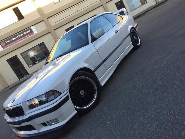 BMW e36 M3 Wing