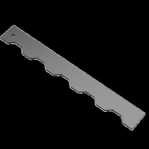 Upholstery Pattern Ruler - Honey Comb