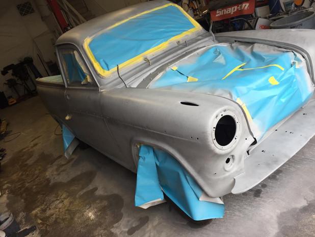 Austin A60