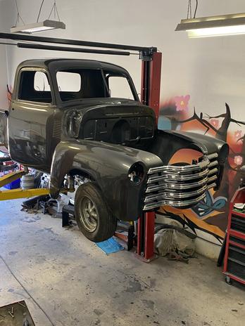 53 Chevy Truck