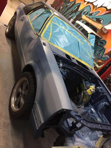 89 Mustang