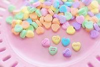 Bonbons Valentine