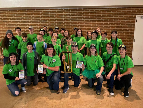 MACH Places 2nd in 2019 Regional Robot Competition