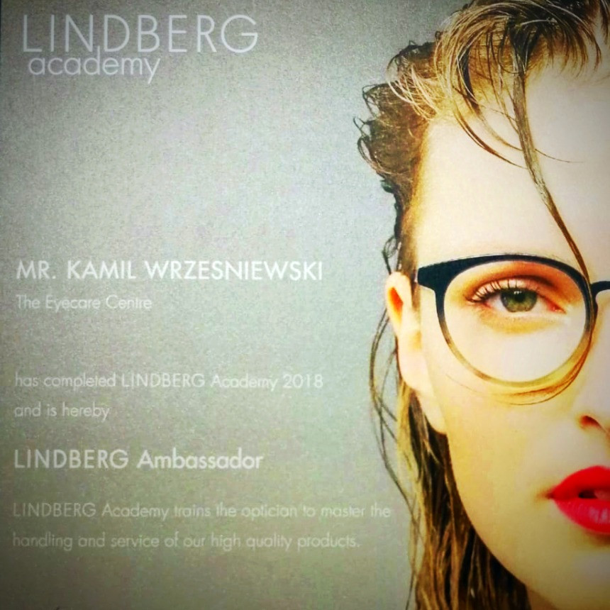Lindberg Academy | The Eyecare Centre
