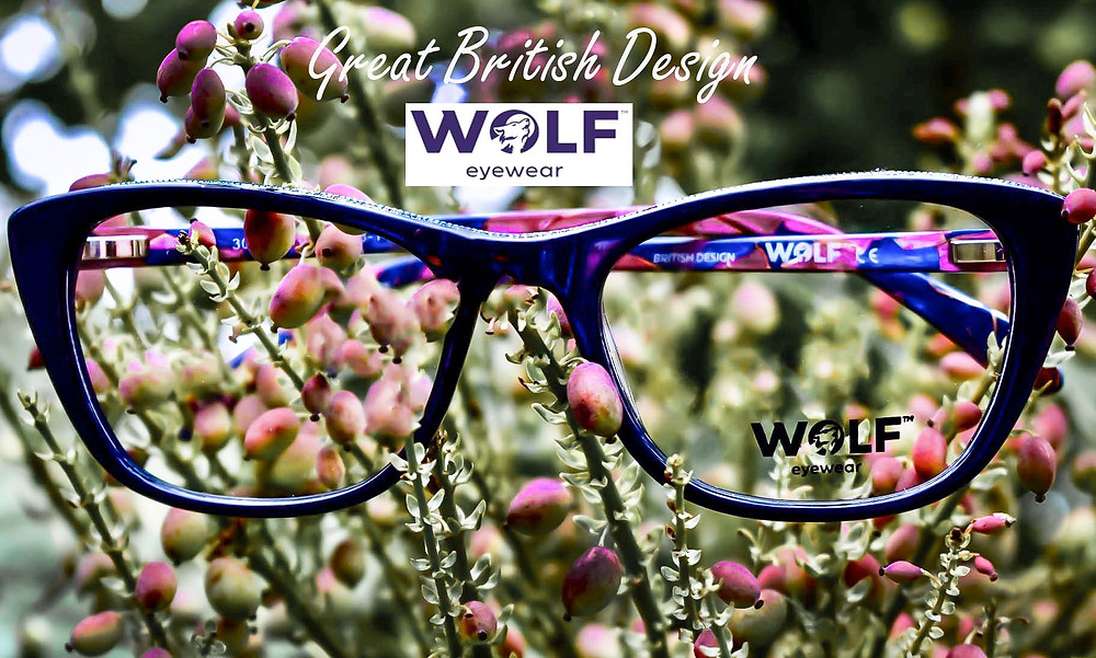 New season range of WOLF eyewear