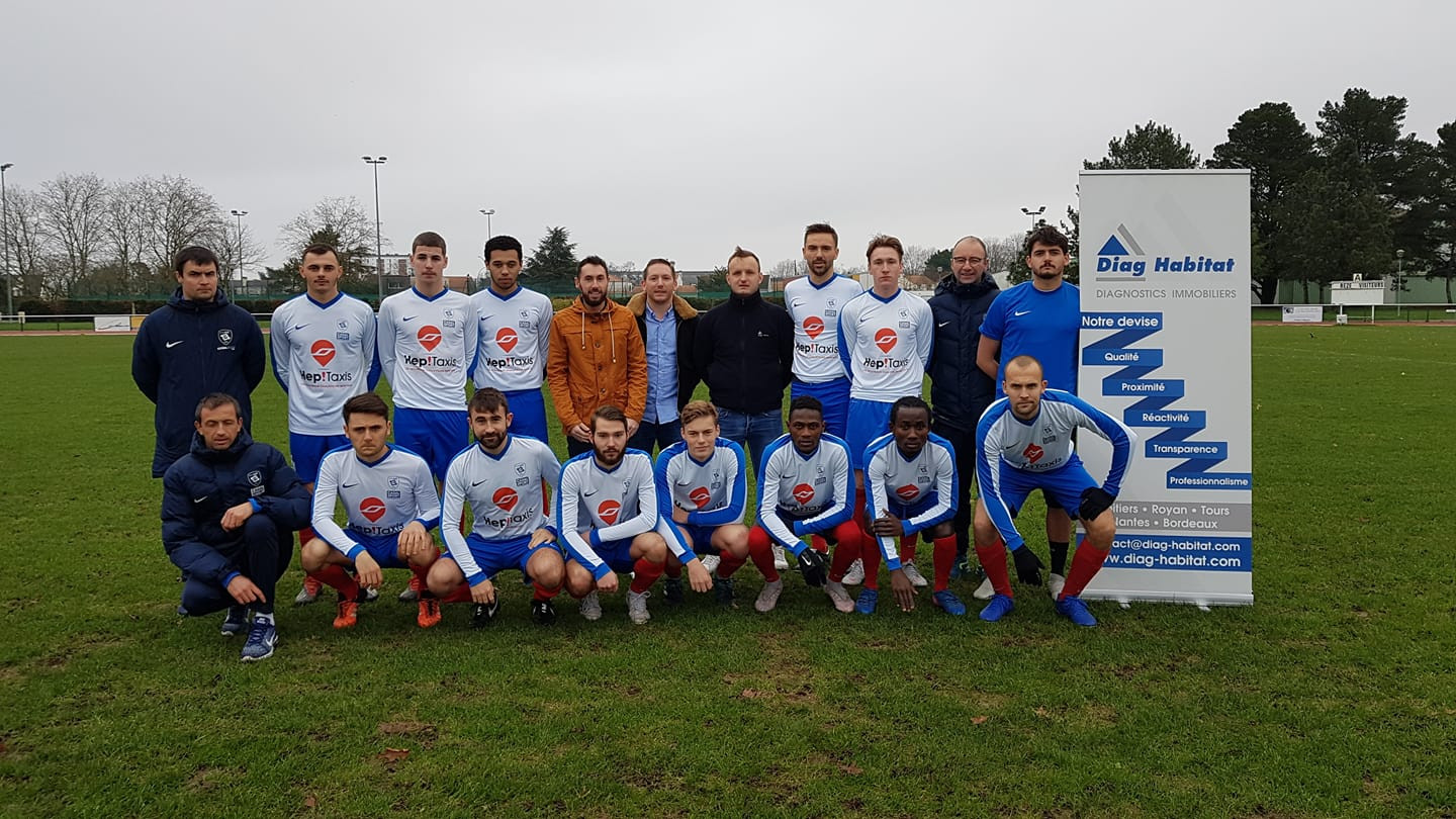 DIAG HABITAT soutient le FC REZE