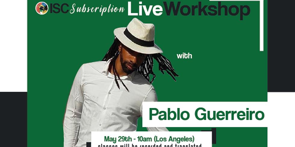 Workshop Online With Pablo Guerreiro